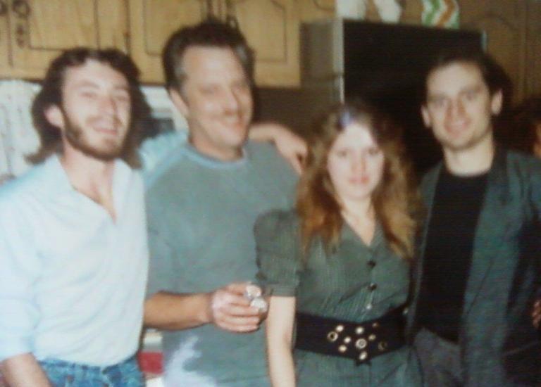 Chuck, Steve, Lisa, Doug